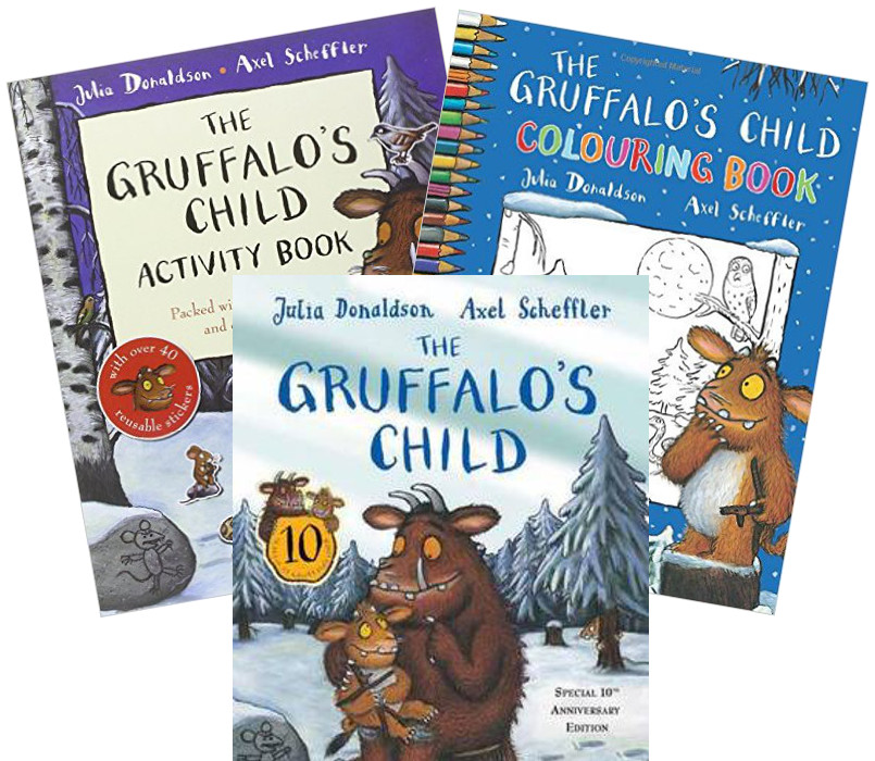 Gruffalo's child bundle
