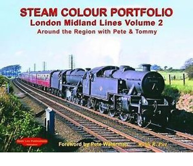 Steam Colour Portfolio: London Midland Lines v. 2